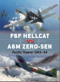 062 - F6F Hellcat vs A6M Zero-sen Pacific Theater 1943-44  062_f610