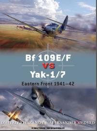 065 - Bf-109E-F vs Yak-1-7 Eastern Fron 1941-1942  065_bf10