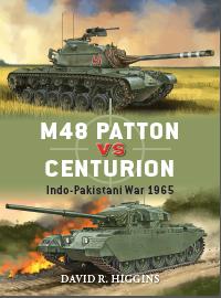 071 - M48 Patton vs Centurion Indo-Pakistani War 1965  071_m410