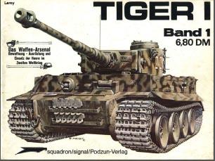 Tiger I (Vol.1) 4210