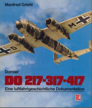 Dornier Do-217, 317, 417 Dornie10