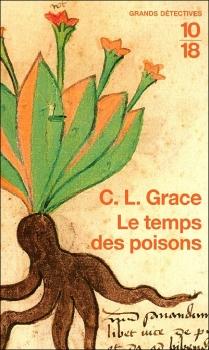 CONTES DE CANTORBERY DE KATHERINE SWINBROOKE (TOME 07) LE TEMPS DES POISONS de C.L. Grace Couv1610