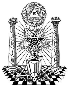 Arbre de vie - Le pilier de l'équilibre Damier10