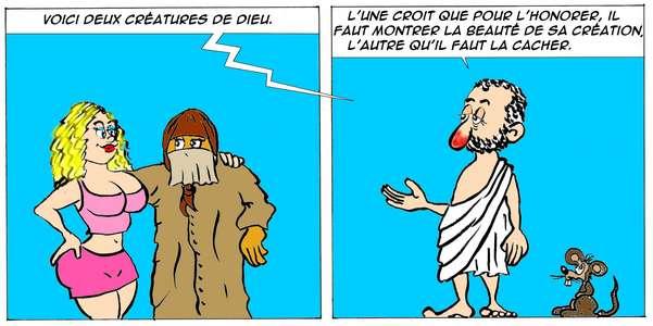 Humour en images - Page 3 Creatu10