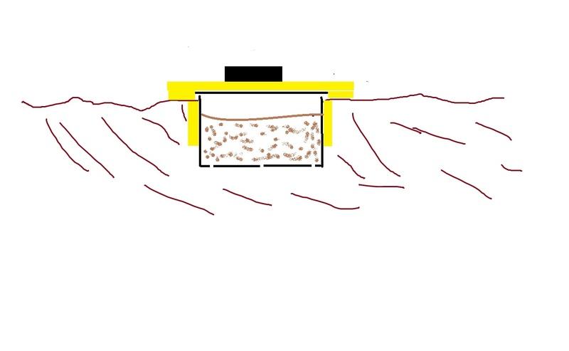 Déménagement  hibernation  Bunker10