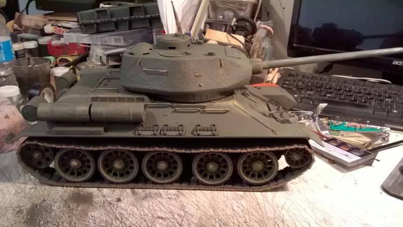 Airbrushler's T-34/85...#2 Wp_20110
