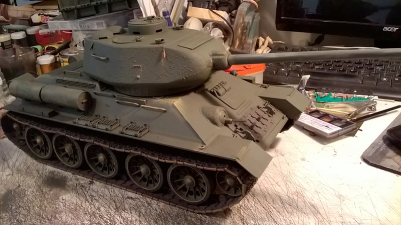 Airbrushler's T-34/85...#2 Wp_20111