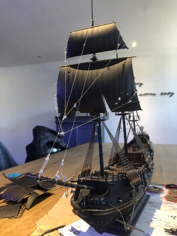 [Revell] Pirate Ship 1:72 (Customisé) - Page 2 1db19410