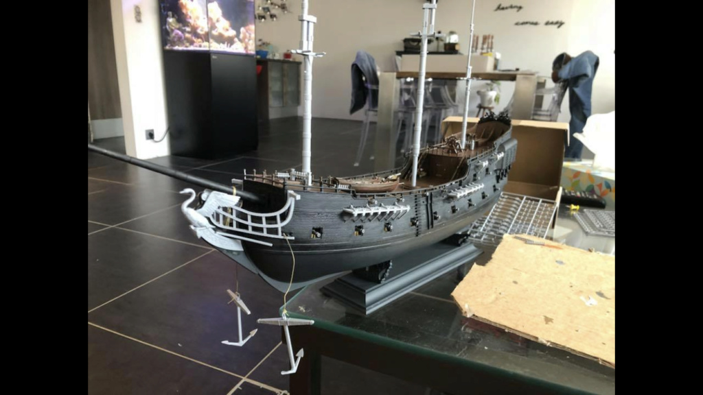 [Revell] Pirate Ship 1:72 (Customisé) 1f888b10