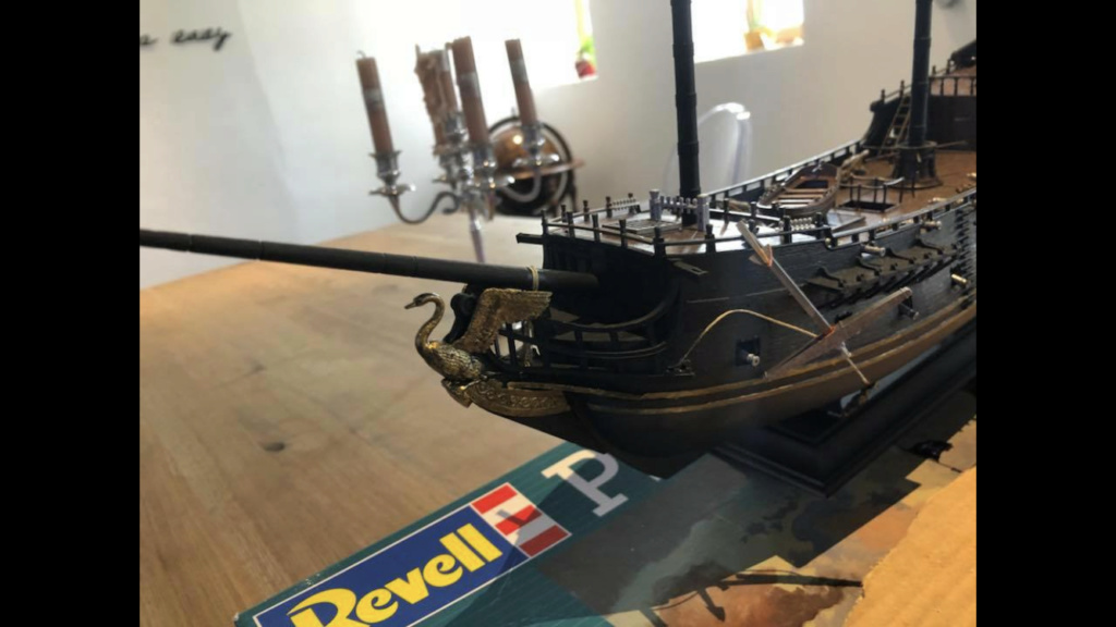 [Revell] Pirate Ship 1:72 (Customisé) 5b45d810