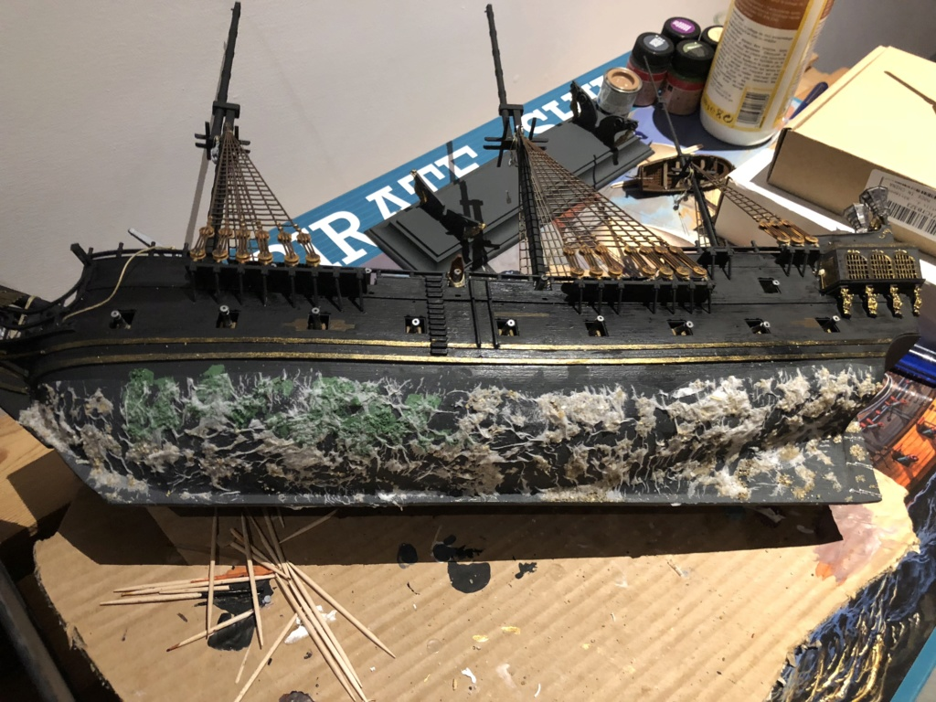 [Revell] Pirate Ship 1:72 (Customisé) 8d321a10