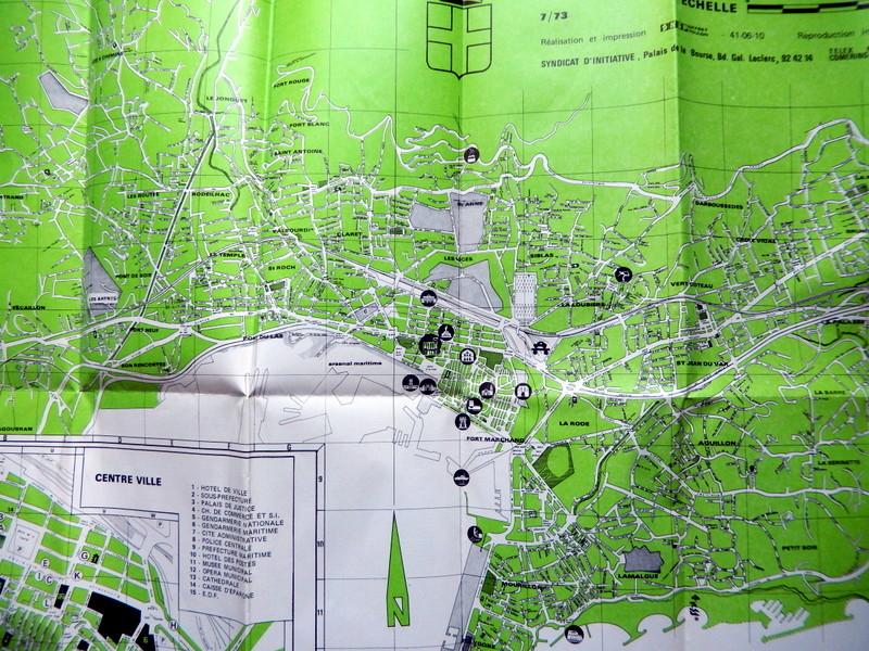 [Les ports militaires de métropole] TOULON au début des années 60 - Page 23 Corbea11