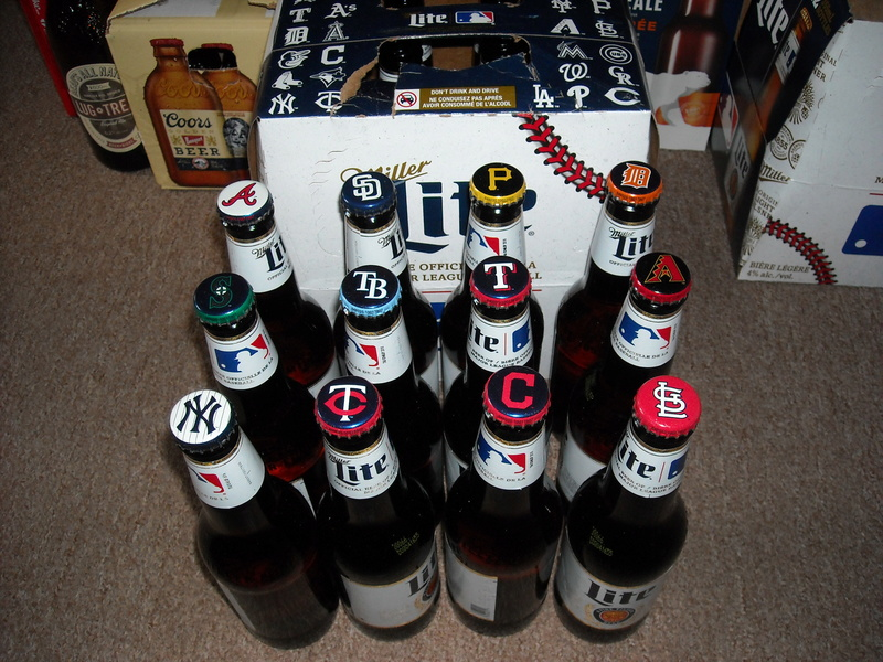 Logos de la ligue majeur de baseball Dscn4011