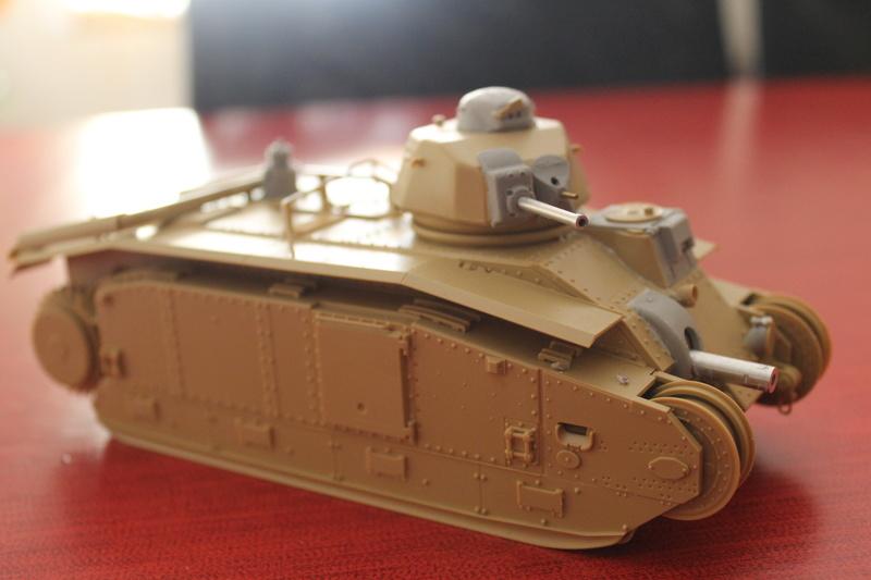b1 bis tamiya 1/35 avec set blast et rb models Img_5217