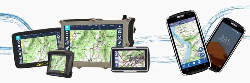 GPS GLOBE : concepteur français de GPS et cartographie  13537510
