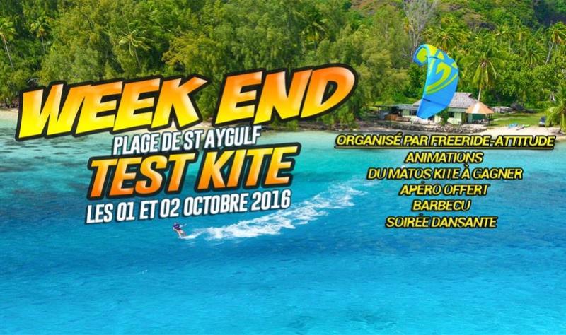 1 et 2 Octobre 2016 : Week-End Test matos Freeride Attitude à Saint Aygulf 14124910