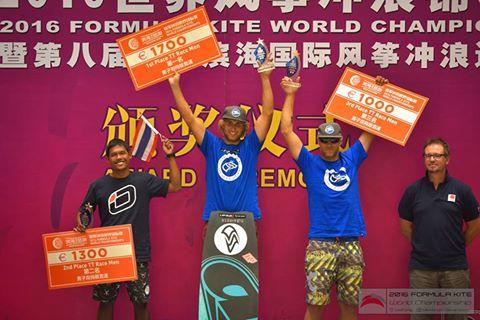 Les champions du monde IKA sont ... 14358810