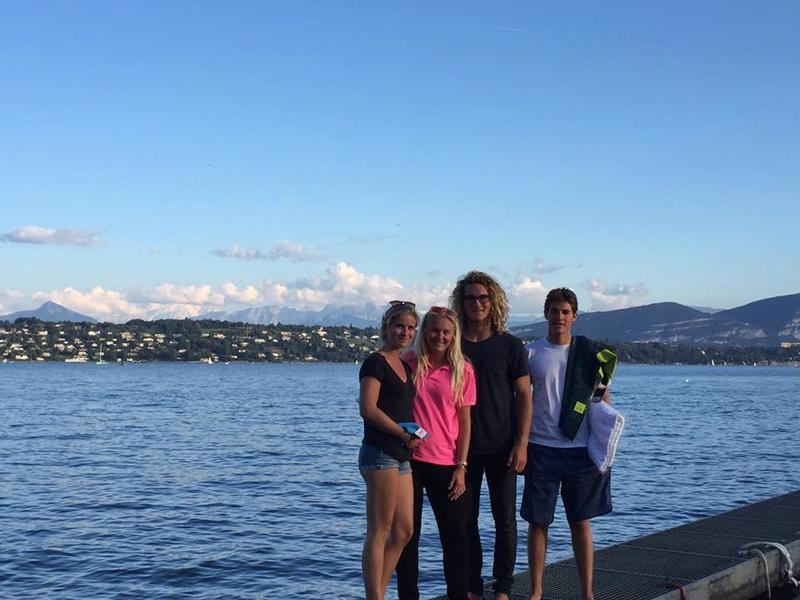 KFCG Speed Week-end in Geneva : Théo performe en foil 14441010