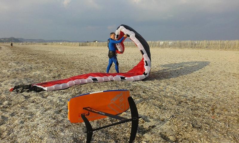 Test : Flysurfer Sonic 2 13,0 m2 14560010