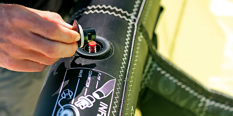 TEST : Boost 2 Flysurfer 5,0 m2 Xboost10