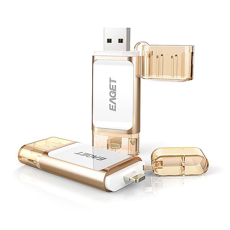 Clefs USB 2 en 1 Eaget 0710