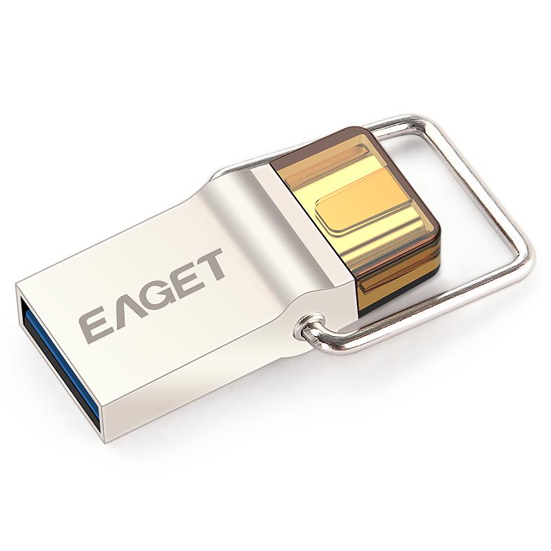 Clefs USB 2 en 1 Eaget 110