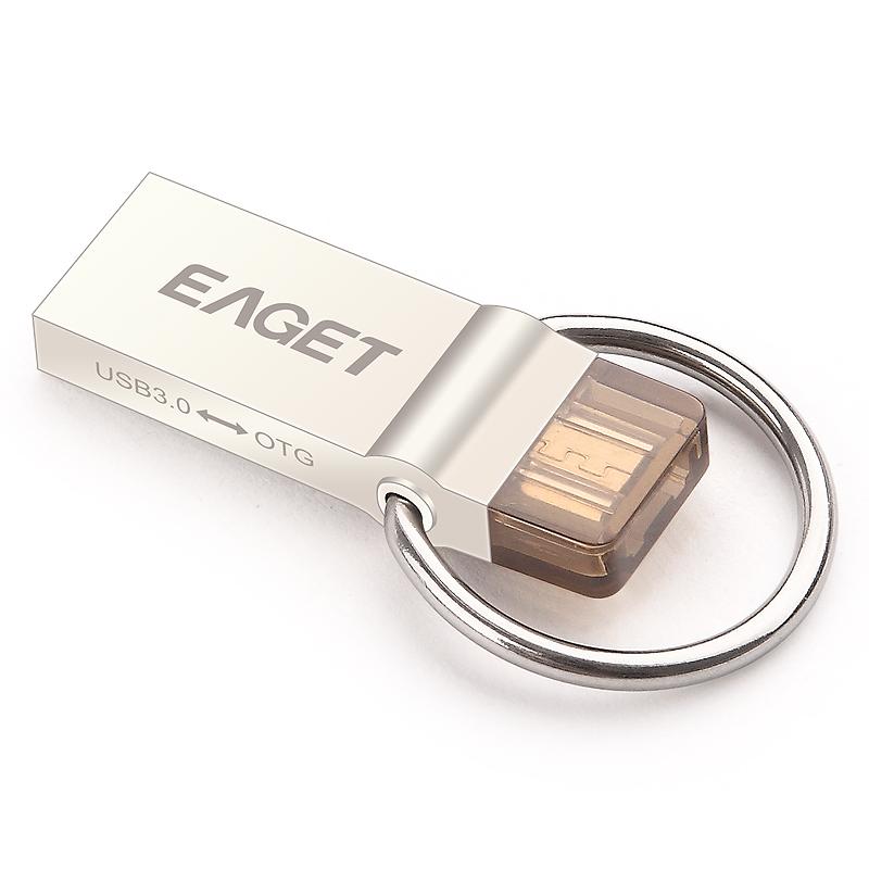 Clefs USB 2 en 1 Eaget 413