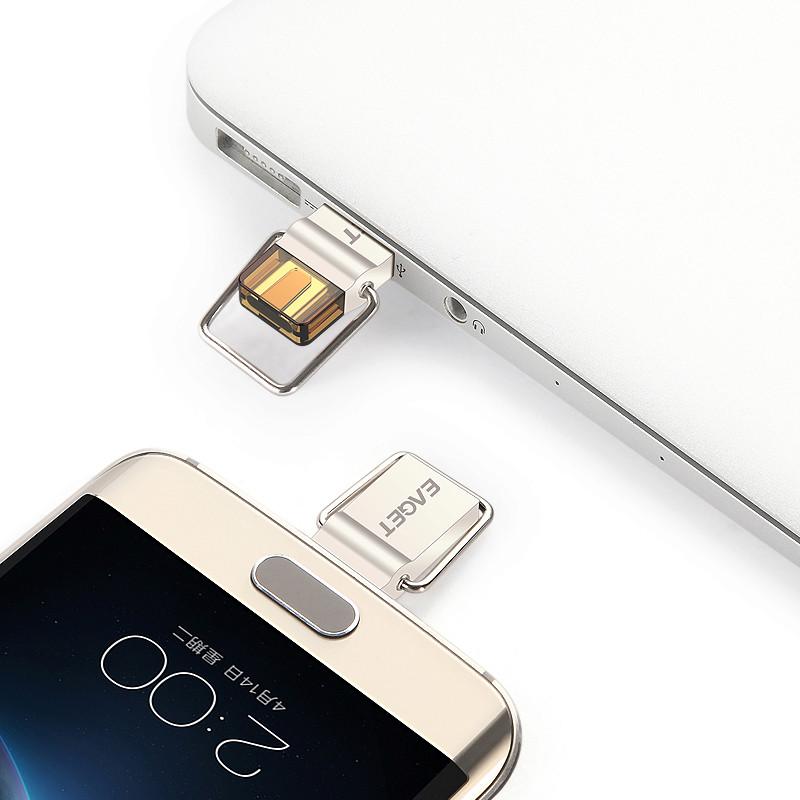 Clefs USB 2 en 1 Eaget 810