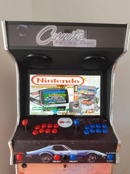 La trouvaille du jour : Corvette ZR-1 Challenge sur Nintendo NES - Page 2 20200520