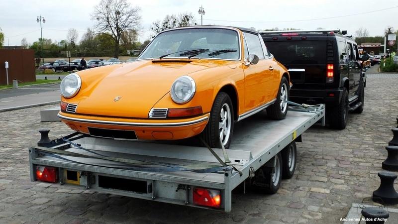 coup de jeune pour une 911T targa de 1969 - Page 39 Image11