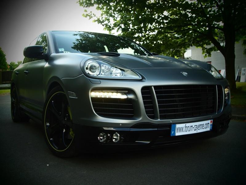[Shooting] Porsche Cayenne Turbo Techart - Page 2 P7280710