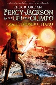 PERCY JACKSON E GLI DEI DELL'OLIMPO - LA MALEDIZIONE DEL TITANO Maledi10