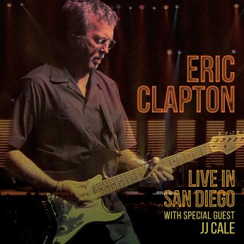 Eric CLAPTON Live in San Diego with JJ CALE Eric-c10