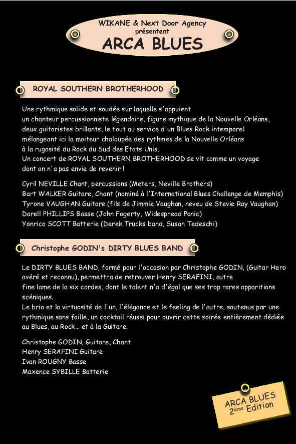 TOURNEE FRANCAISE DE ROYAL SOUTHERN BROTHERHOOD Flyerr11