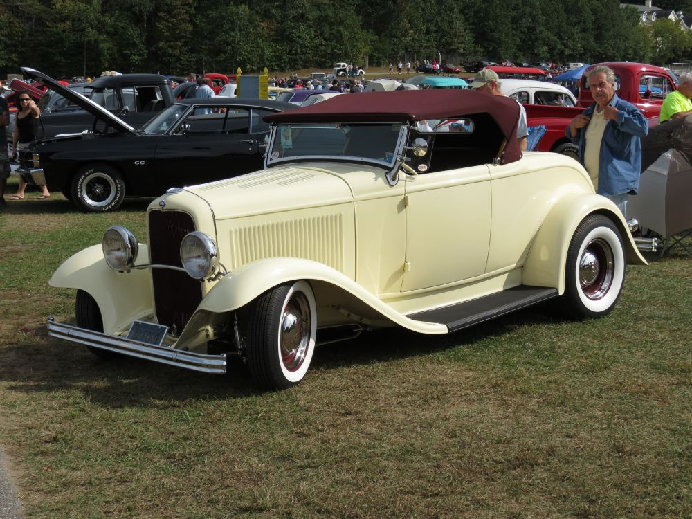 Ford '32 roadster Img_2710