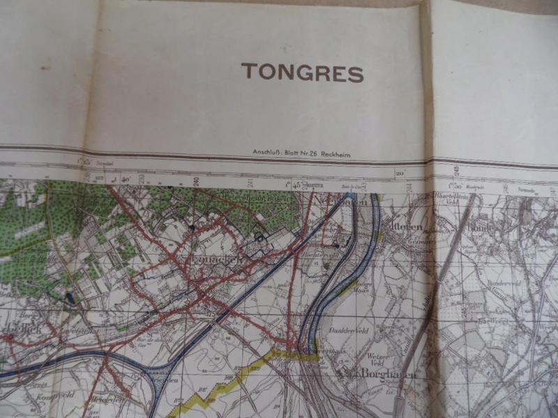 Estimation d'une carte Allemande en occurence région de Tongresn datée 1941 Heupta11