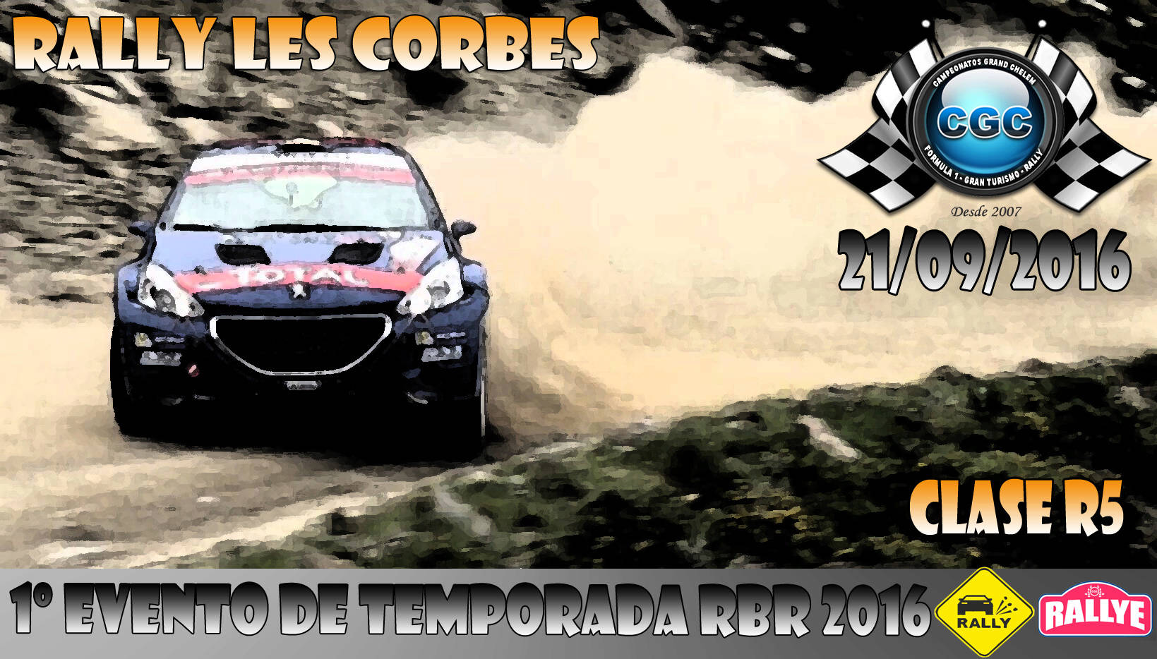 1º evento de Temporada RBR 2016 1c_eve12