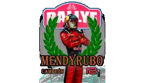 Mendyrubo, campeón de R1 de la Temporada 6