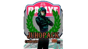 Juhopack, campeón de R2 de la Temporada 6