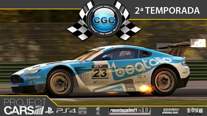 Reglamento e inscripciones Campeonato Project Cars  PS4 T2 Img-2011