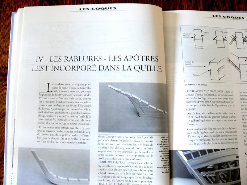 Construction des coques sur membrure - Jean-Claude CHAZARAIN Photo111