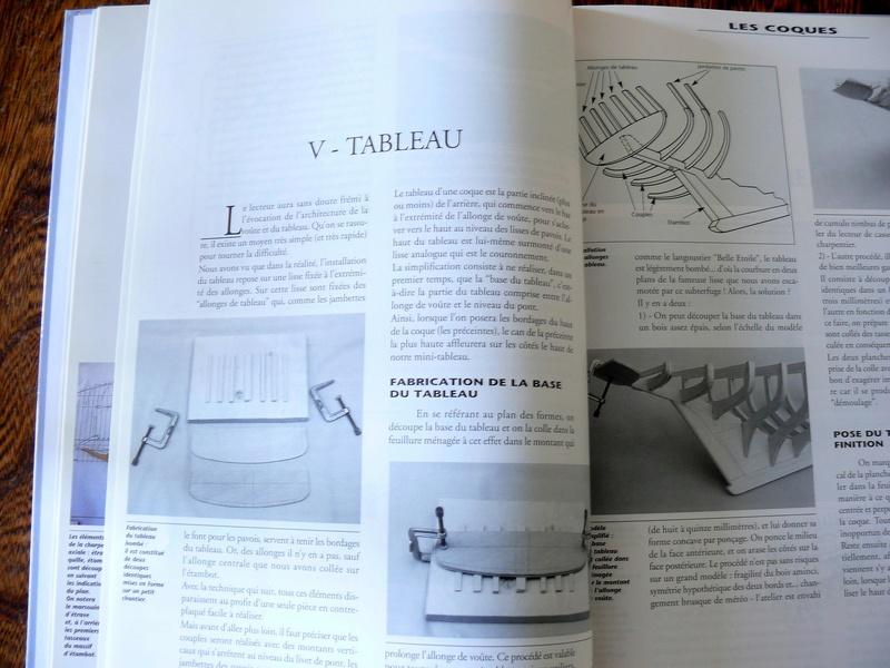 Construction des coques sur membrure - Jean-Claude CHAZARAIN Photo113