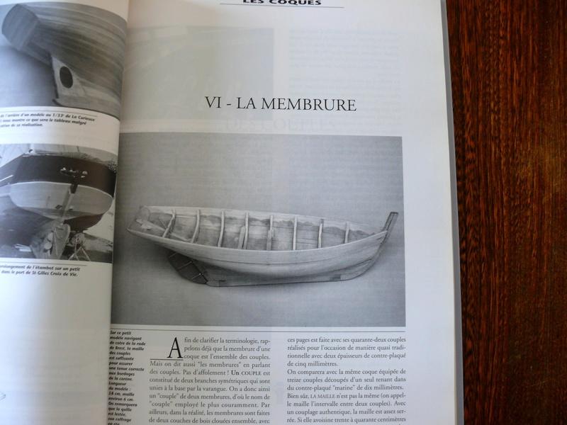 Construction des coques sur membrure - Jean-Claude CHAZARAIN Photo114