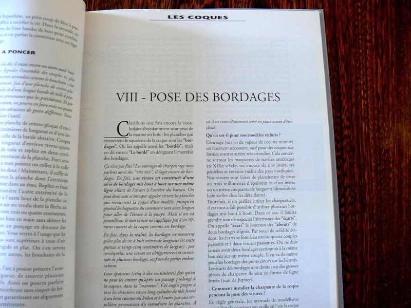 Construction des coques sur membrure - Jean-Claude CHAZARAIN Photo116