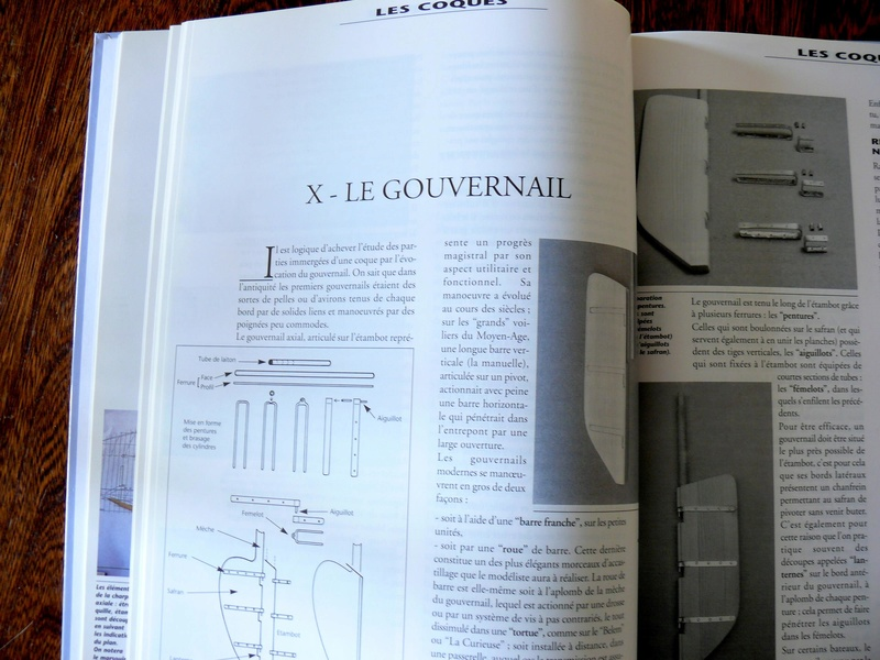 Construction des coques sur membrure - Jean-Claude CHAZARAIN Photo211
