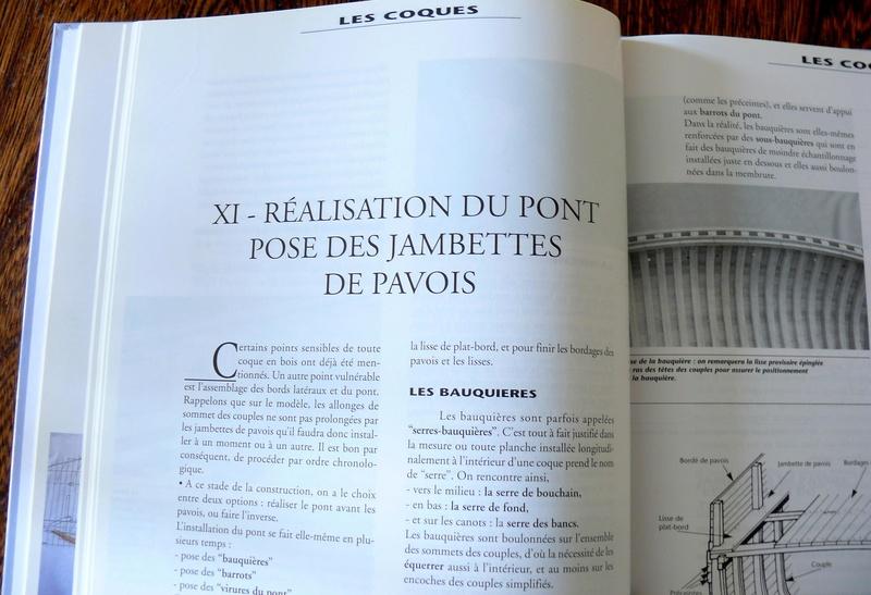 Construction des coques sur membrure - Jean-Claude CHAZARAIN Photo212