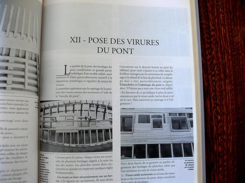 Construction des coques sur membrure - Jean-Claude CHAZARAIN Photo310