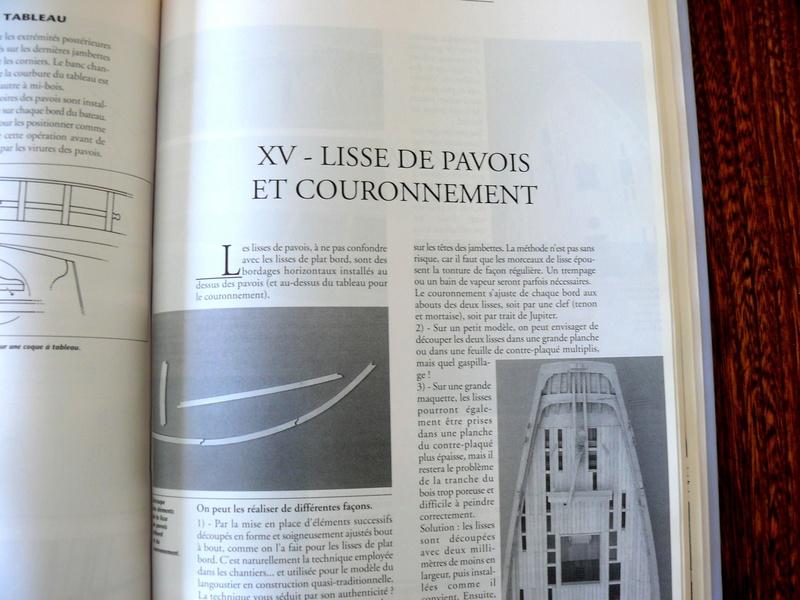 Construction des coques sur membrure - Jean-Claude CHAZARAIN Photo411