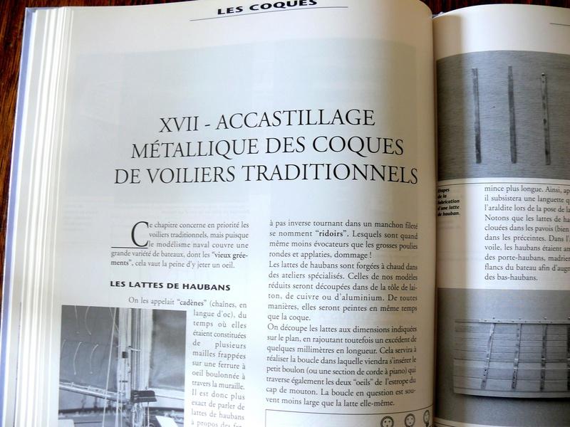 Construction des coques sur membrure - Jean-Claude CHAZARAIN Photo412