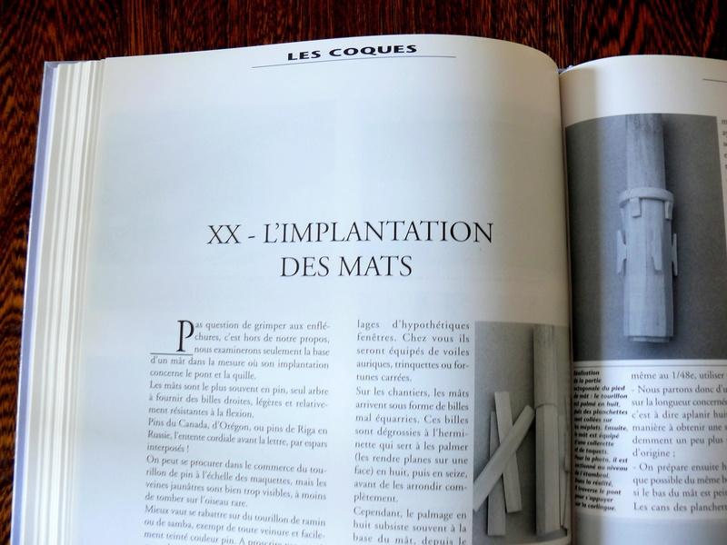 Construction des coques sur membrure - Jean-Claude CHAZARAIN Photo416